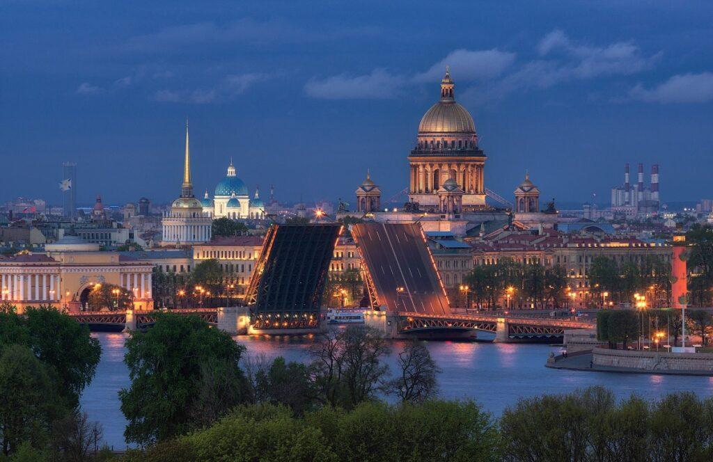 Автобус Санкт-Петербург - Донецк